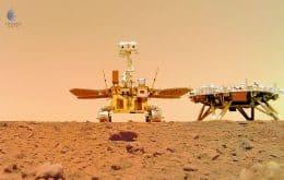 China planeja primeira missão tripulada a Marte para 2033