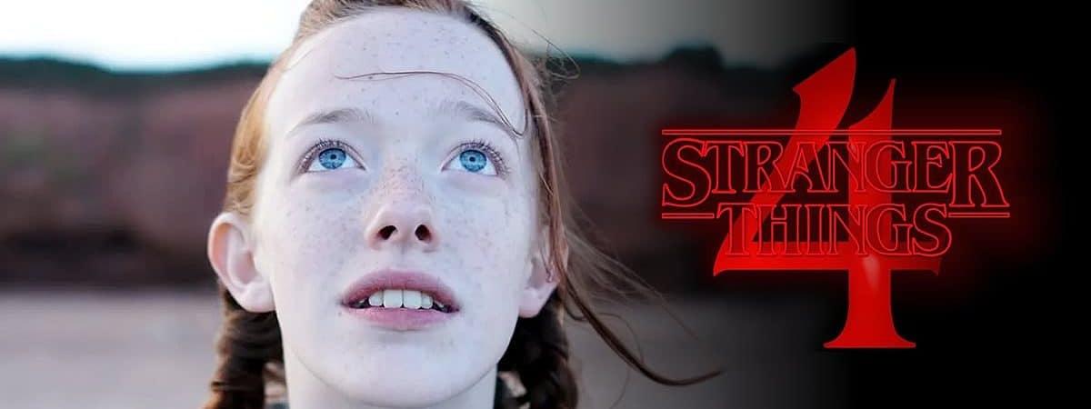 Stranger Things: protagonista de Anne With an E entra para quarta temporada. Imagem: Montagem/Olhar Digital
