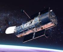 De novo: pela segunda vez no ano, telescópio espacial Hubble para de funcionar