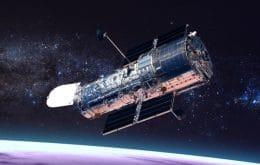 Nasa em festa: telescópio espacial Hubble volta à atividade com manobra de hardware