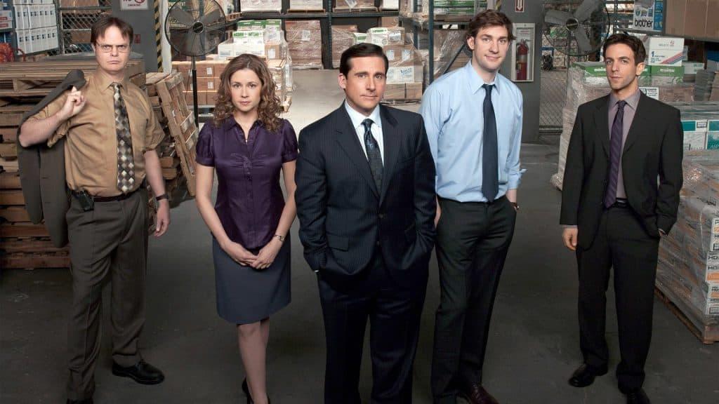 Gosta da abertura de 'The Office'? Quase que a canção não foi escolhida. Imagem: Paul Drinkwater / NBCU Photo Bank