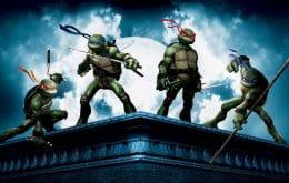 Novo filme das Tartarugas Ninja ganha data de estreia