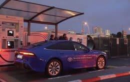 Combustible del futuro: Toyota con hidrógeno recorre XNUMX km en Francia y establece un récord