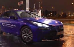 Toyota Mirai establece récord y recorre más de 1 km con tanque de hidrógeno