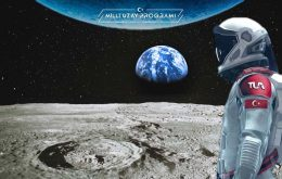 Turquia tem planos para se tornar uma potência espacial: enviar um rover à Lua até 2030 está entre eles