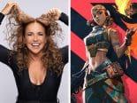 'Valorant': Daniela Mercury regrava 'O Canto da Cidade' para o jogo