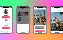 Tinder permite que usuários adicionem vídeos aos seus perfis