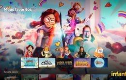 Netflix lança 'Top 10' infantil e relatórios para os pais sobre a preferência das crianças