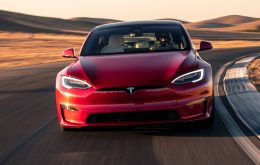 Tesla raises Model S price by another $5