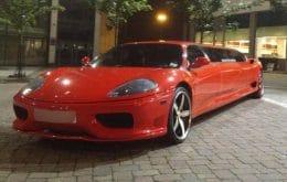Would you pay $1 million for a Ferrari limousine?