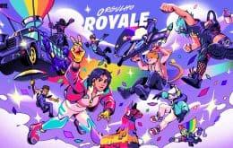 Orgulho Royale: 'Fortnite' lança evento LGBTQIA+ com itens grátis; saiba mais