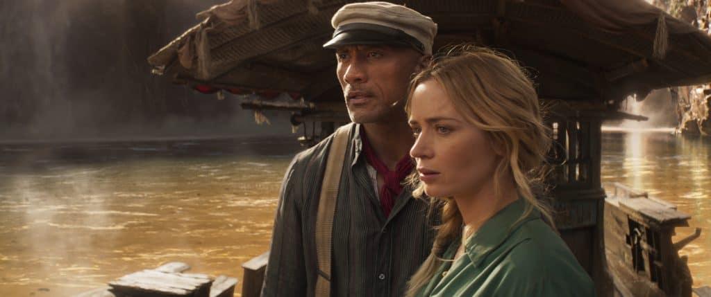 """3 The Rock aclama 'Jungle Cruise', elogia Emily Blunt e brinca sobre ser """"muito incrível"""" em entrevista"""