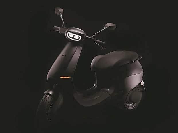 moto elétrica Ola