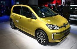 Volkswagen up! elétrico chega à América Latina, mas não vem ao Brasil
