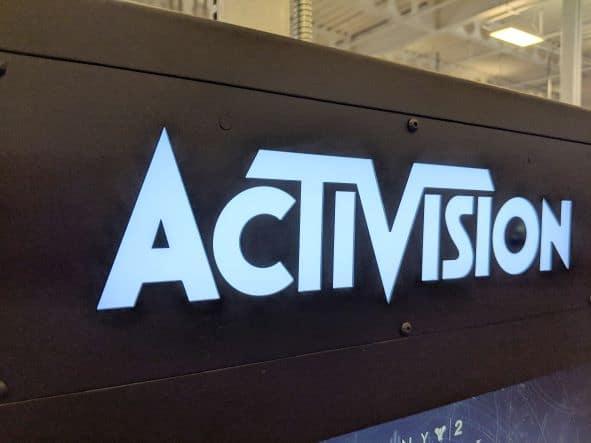 activision assédio sexual