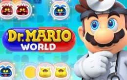 'Dr. Mario World': Nintendo encerra jogo para celular sem lançá-lo no Brasil