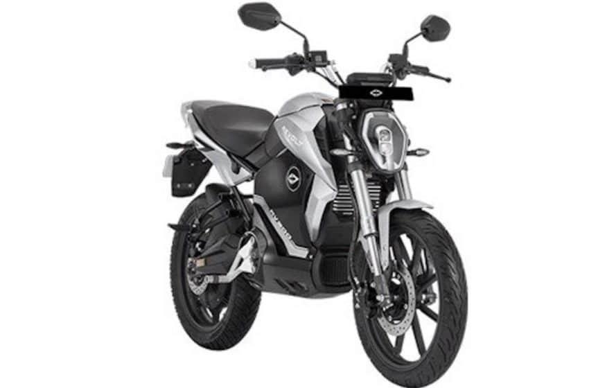 """RV1: a verdadeira moto elétrica """"baratinha"""" da Índia. Imagem: Revolt Motors/Divulgação"""