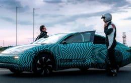 El coche eléctrico utiliza energía solar para batir récords de autonomía
