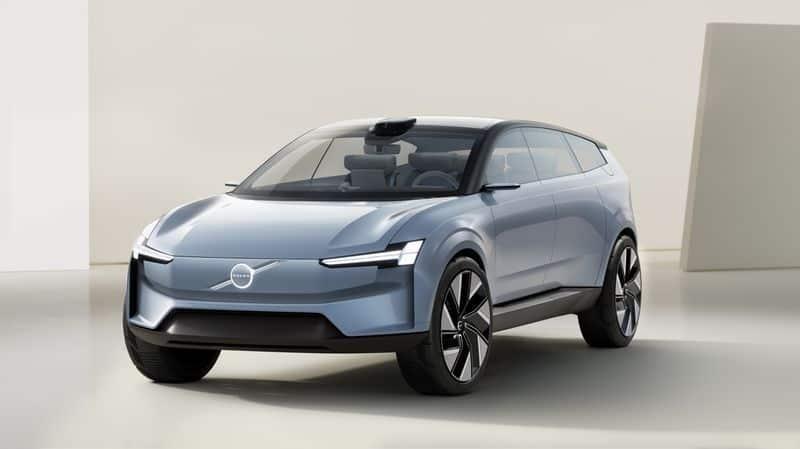 """O novo carro-conceito elétrico da Volvo é um """"manifesto"""" para o futuro. Imagem: Volvo/Divulgação"""