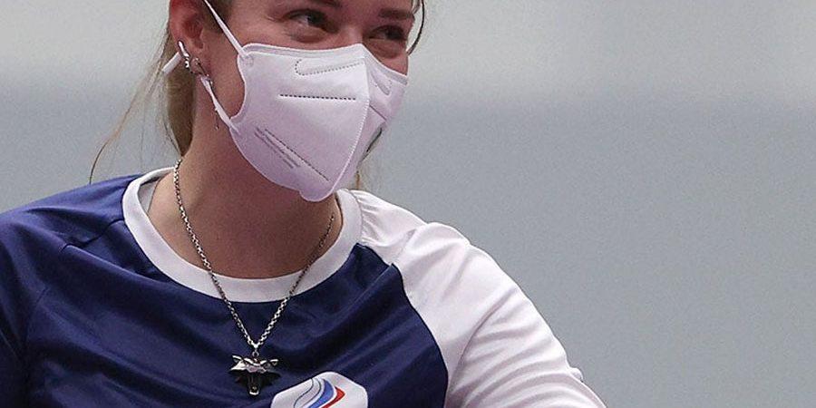 Superfã 'The Witcher' russa Vitalina Batsarashkina levou medalha de Ouro nas Olimpíadas. Imagem: Kotaku/Reprodução