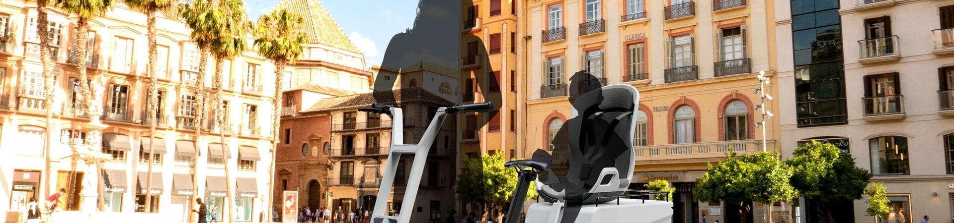 """BMW apresenta patinete e triciclo elétrico como """"soluções para o transporte urbano""""BMW apresenta patinete e triciclo elétrico como """"soluções para o transporte urbano"""""""