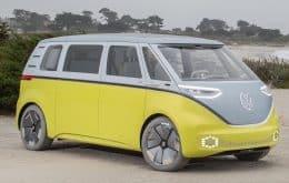 Tradição com tecnologia: VW lança versão elétrica da clássica perua 'Kombi' nos EUA