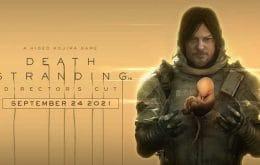 """Hideo Kojima revela não gostar do nome 'Death Stranding: Director's Cut': """"nada foi cortado"""""""