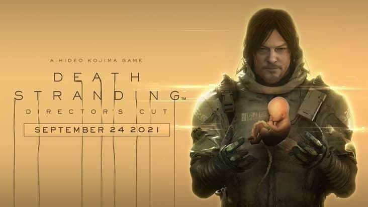 """Hideo Kojima revela não gostar do nome 'Death Stranding: Director's Cut': """"nada foi cortado"""". Imagem: PlayStation/Divulgação"""