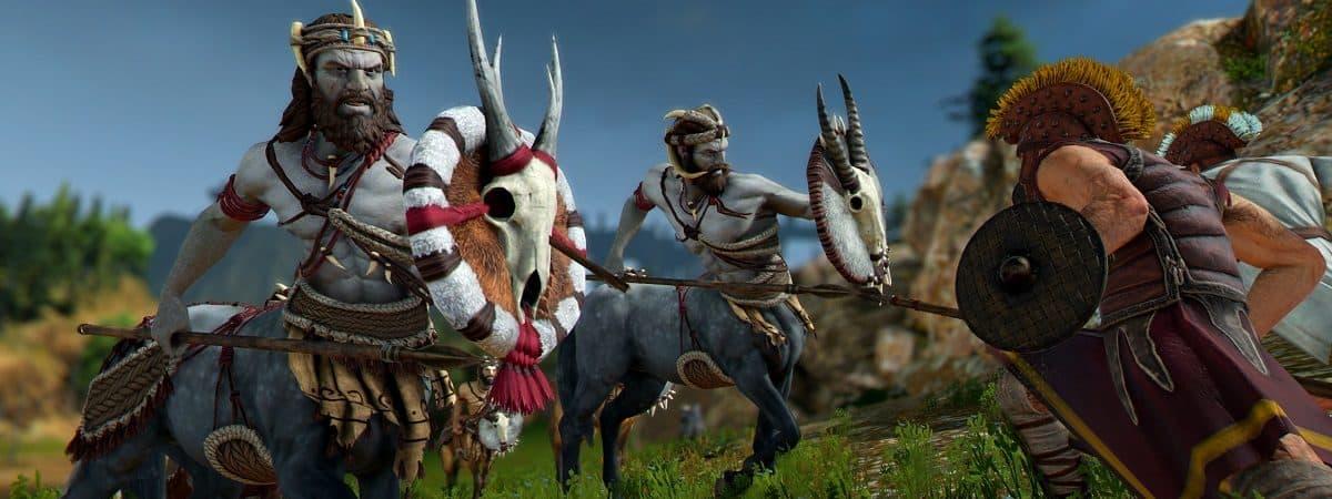 A Total War Saga Troy - Mythos 2