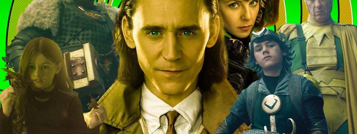 'Loki': conheça todas as versões do Deus da Trapaça que apareceram na série. Imagem: Montagem/Collider/Reprodução