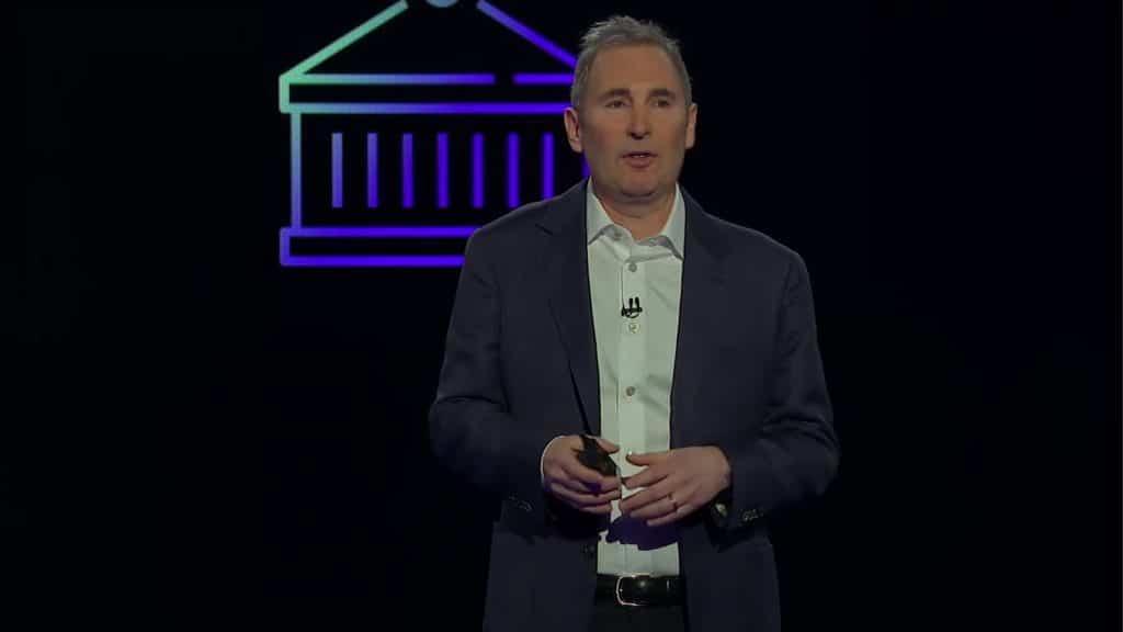 Andy Jassy, novo CEO da Amazon