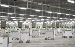 Greve de máquinas? Robôs causam incêndio em depósito de supermercado