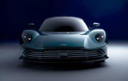Aston Martin Valhalla: conheça o carro do James Bond em '007: Sem Tempo Para Morrer'