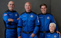 Entenda por que Jeff Bezos não é considerado astronauta