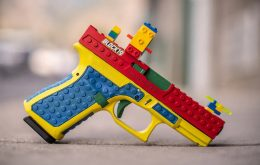 'Block-19': empresa lanza armas reales similares a los bloques de Lego y genera polémica
