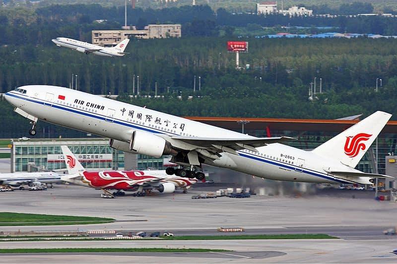 Boeing-777 China constrói trem mais rápido do mundo, mas ele não tem para onde ir