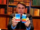 YouTube remove conta de Bolsonaro por fake news sobre vacinas