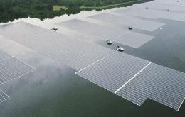 100% sostenible: Singapur abre una de las plantas de energía solar más grandes del mundo
