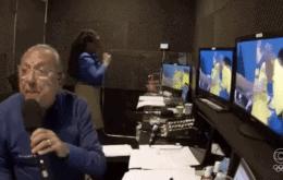 Viralizado: las reacciones de Galvão y Daiane en los Juegos Olímpicos ganaron la web