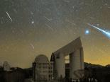 Duas chuvas de meteoros movimentam o céu dessa semana; saiba como observar