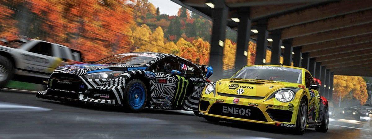 'Forza Motorsport 7' xbox microsoft