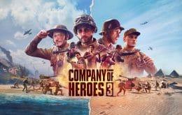 'Company of Heroes 3' levará franquia para o Mediterrâneo