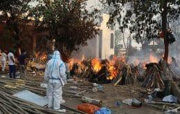 Vírus mortal faz Índia isolar casa da primeira vítima em um raio de 3km