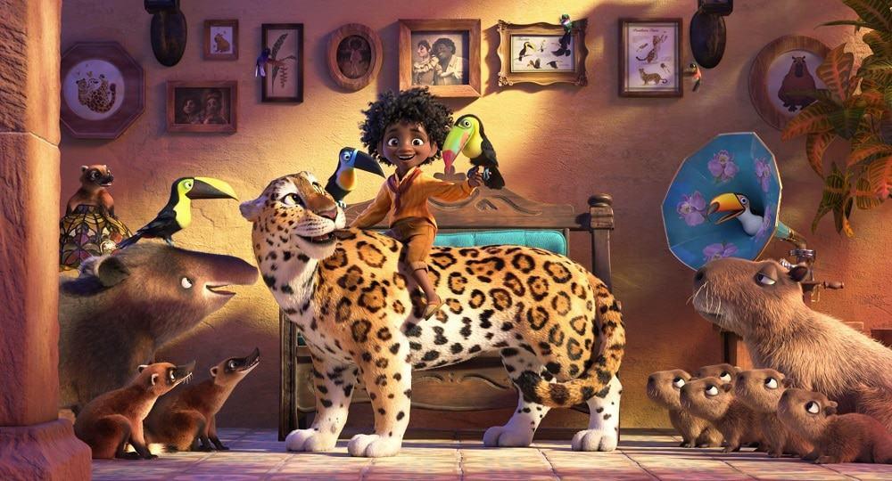 Disney divulga trailer oficial dublado do filme 'Encanto'. imagem: Divulgação/Disney. All Rights Reserved.