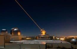 """Campo de força antimísseis está """"no horizonte"""" da Força Aérea dos EUA"""