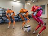 Incansável: robô bate recorde ao correr 5Km sem precisar de recarga de bateri