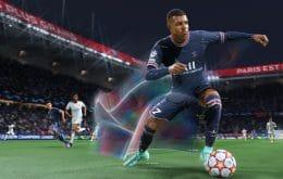 Mais realismo: game FIFA 22 tem data de lançamento definida e traz nova tecnologia