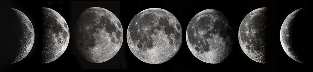 Confira cinco dicas que vão te ajudar a tirar foto da lua. Imagem: Smarts/iStock
