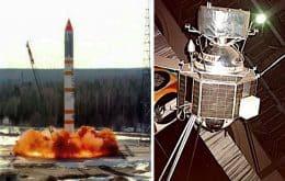 De olho no céu: foguete russo deve cair na Terra nos próximos dias