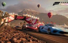 'Forza Horizon 5' terá mais de 420 carros no lançamento
